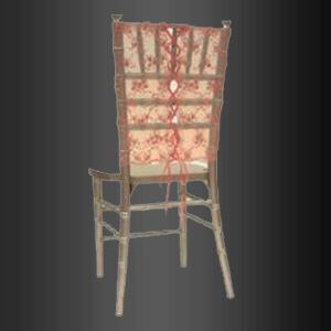 Funda de gasa silla Tiffany
