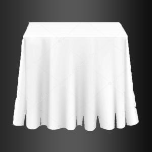 Mantel cuadrado para mesa imperial