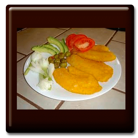 Filete de pescado Sol